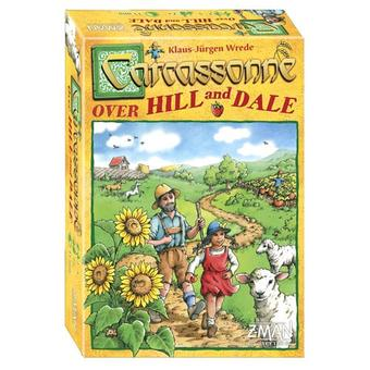 Carcassonne: Over Hill and Dale (ZMan)