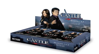 Castle Seasons 1 & 2 Trading Cards Pack (Cryptozoic 2013)