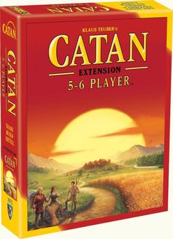Catan 5th Edition - 5-6 Players Extension