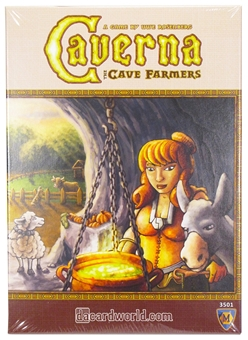 Caverna: The Cave Farmers Board Game (Mayfair)