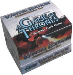 Fantasy Flight Games A Game of Thrones Winter Edition Premium Starter Box