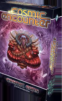 Cosmic Encounter: Cosmic Eons Expansion (FFG)