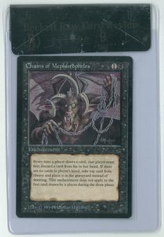 Magic the Gathering Legends Single Chains of Mephistopheles - BGS RCR 9
