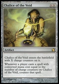 Magic the Gathering Modern Masters Single Chalice of the Void FOIL - SLIGHT PLAY (SP)