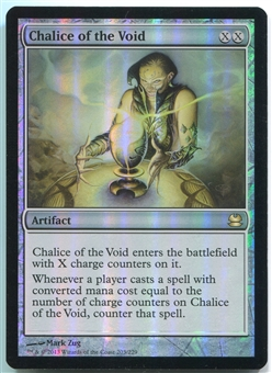 Magic the Gathering Modern Master Chalice of the Void Foil - NEAR MINT (NM)