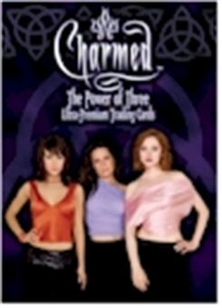 Charmed The Power of Three Hobby Box (2003 Inkworks)