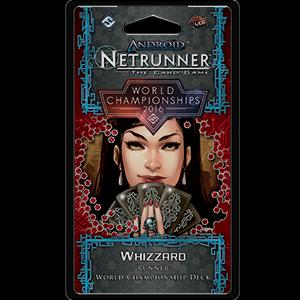 Android Netrunner LCG: 2016 World Championship Runner Deck (FFG)