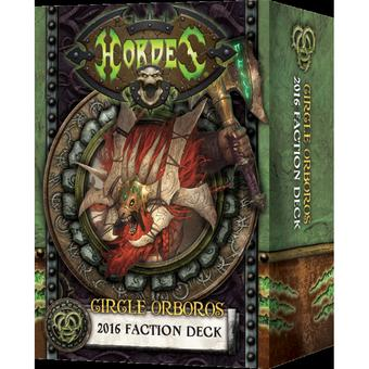 Hordes: Circle Orboros Faction Deck Box (MKIII)