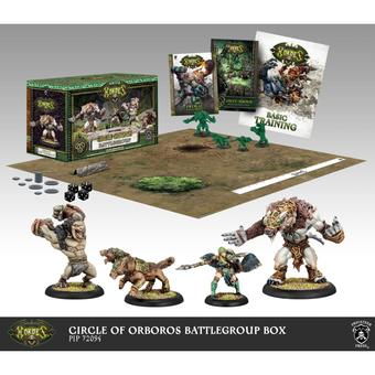Hordes: Circle Orboros Battlegroup Starter Box (MKIII)