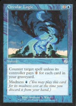 Magic the Gathering Torment Single Circular Logic - NEAR MINT (NM)
