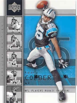 2004 Upper Deck Football KEARY COLBERT 140 Card Lot - only one available!