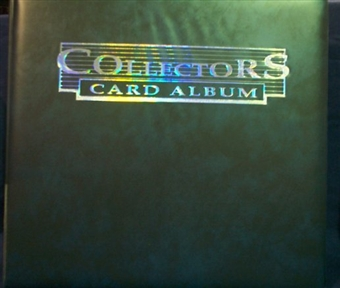 "Ultra Pro 3"" Navy Card Collectors Album (12 Count Case)"
