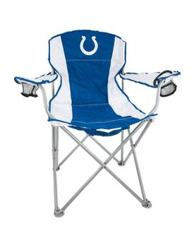 Indianapolis Colts Coleman Deluxe Oversize Quad Chair