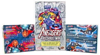Marvel Trading Cards Bundle