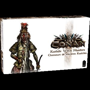 Conan: Kushite Witch Hunters Expansion (Asmodee)