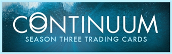 Continuum Season 3 Trading Cards 12-Box Case (Rittenhouse 2015) (Presell)