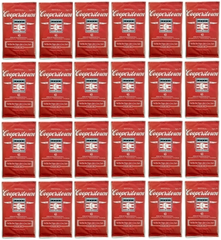2013 Panini Cooperstown Baseball Retail Pack (Lot of 24)