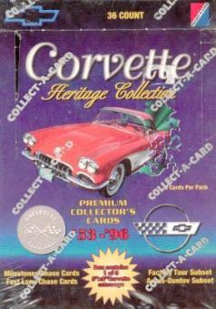 Corvette Heritage Collection Box