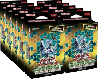 Yu-Gi-Oh! Code of the Duelist Special Edition 10-Deck Box (Presell)