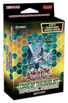 Yu-Gi-Oh! Code of the Duelist Special Edition 12-Box Case (Presell)
