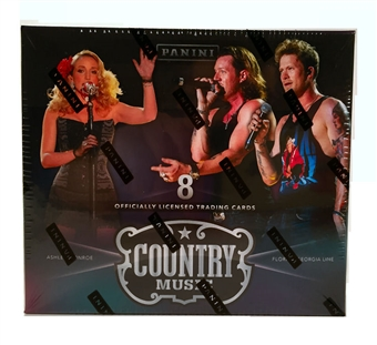 2014 Panini Country Music Hobby Pack