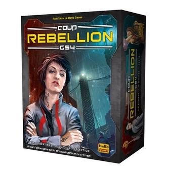 Coup: Rebellion G54 (IBC)