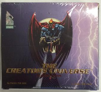 The Creators Universe Trading Cards (1993 Dynamic)