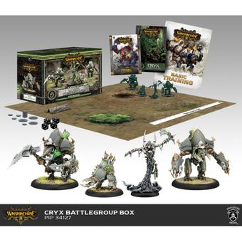 Warmachine: Cryx Battlegroup Starter Box (MKIII) (Presell)