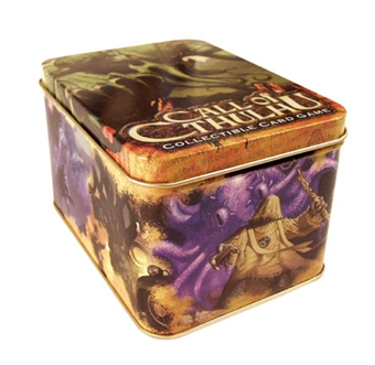 Fantasy Flight Call of Cthulhu Card Coffin Box