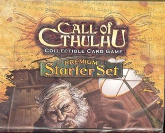 Fantasy Flight Call of Cthulhu Premium Starter Box