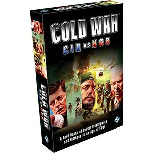 Cold War: CIA vs. KGB (FFG)