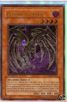 Yu-Gi-Oh Cyberdark Impact Single Cyberdark Edge Ultimate Rare