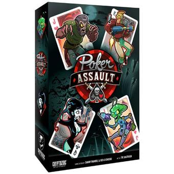 Poker Assault (Cryptozoic)