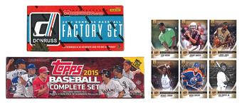 Holiday Special - Baseball Factory Set Deal!