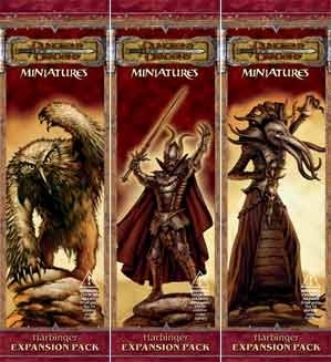 WOTC Dungeons & Dragons Miniatures Harbinger Booster Pack