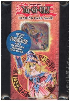 Upper Deck Yu-Gi-Oh 2005 Holiday Dark Magician Girl Tin