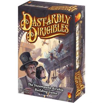 Dastardly Dirigibles (Fireside Games)