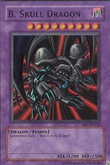Yu-Gi-Oh Dark Beginning Single B. Skull Dragon Super Rare (DB1-EN153)