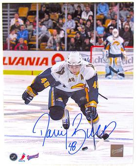 Daniel Briere Autographed Buffalo Sabres 8x10 Photo (Frameworth COA)