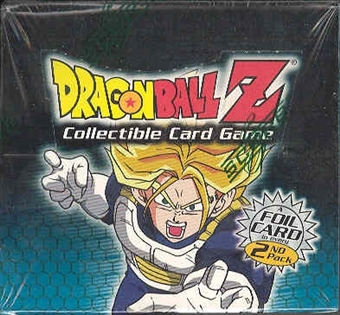 Score Dragon Ball Z Cell Saga Booster Box