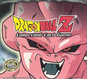 Score Dragon Ball Z Kid Buu Saga Booster Box