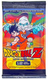 Panini Dragon Ball Z: Movie Collection Booster Blister Pack