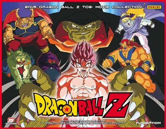 Panini Dragon Ball Z: Movie Collection Booster Box (Presell)