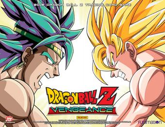 Panini Dragon Ball Z: Vengeance Booster 12-Box Case (Presell)