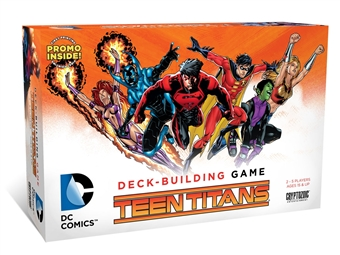 DC Comics Deck-Building Game: Teen Titans (Cryptozoic Entertainment)