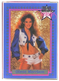 Dallas Cowboys Cheerleaders Factory Set (1992 Enor)
