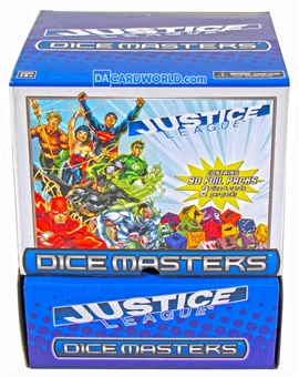 DC Dice Masters: Justice League Gravity Feed Box (90 Ct.)