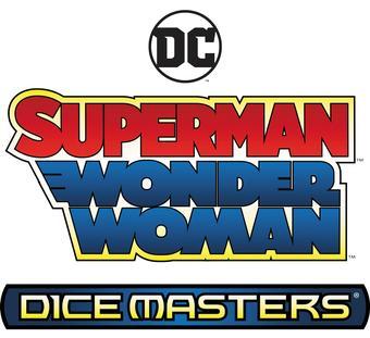 DC Dice Masters: Superman and Wonder Woman Starter Set (Presell)