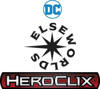 DC HeroClix: 15th Anniversary Elseworlds Starter Set (Presell)