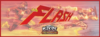 DC HeroClix: The Flash Booster Brick (10 Ct.) (Presell)
